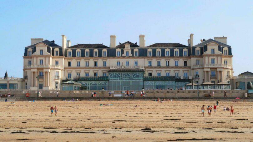 Thalasso en Bretagne, Grand hôtel des Thermes marins de Saint-Malo
