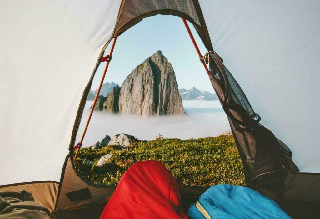 Le bon sac de couchage pour voyager