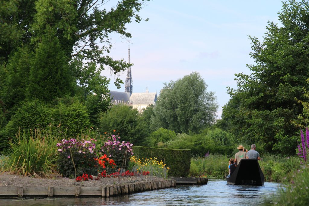 hortillonnages Amiens