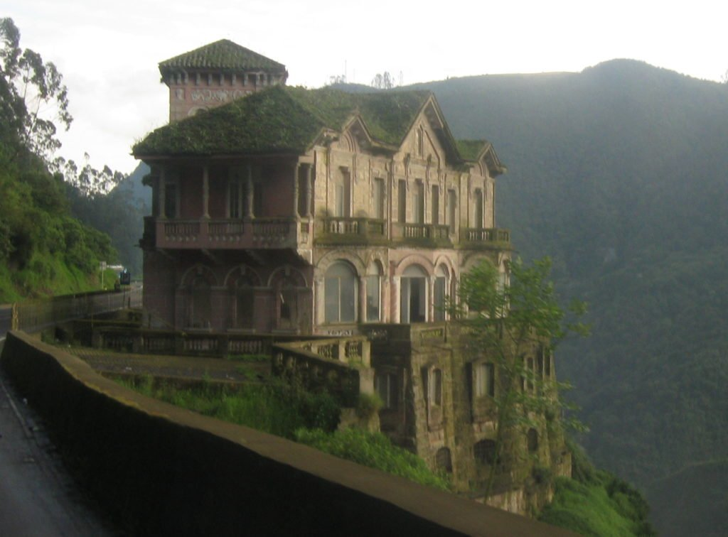 Hôtel del Salto