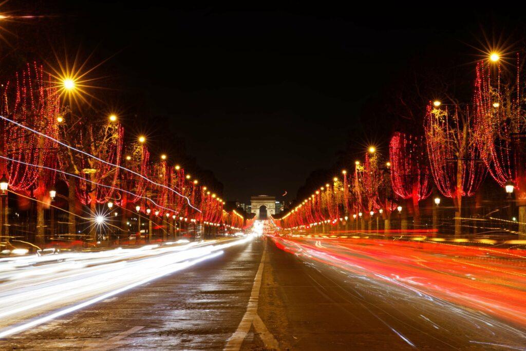 illuminations Noël à Paris