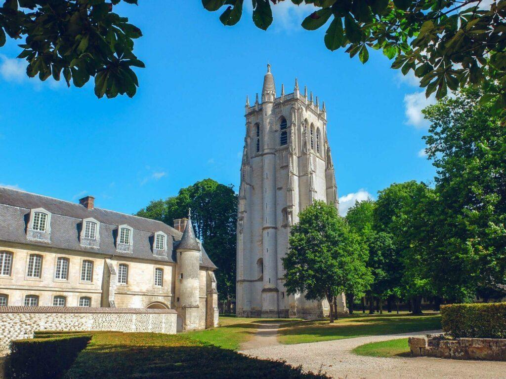 Normandie Bec-Hellouin et son Abbaye