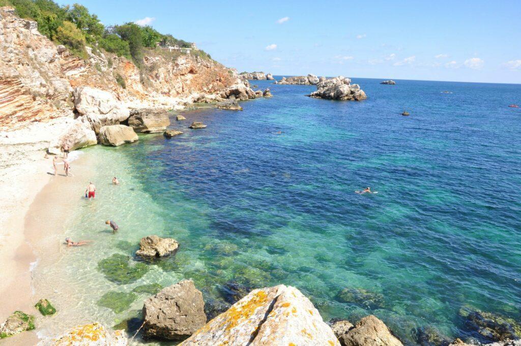 plage Bulgarie