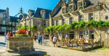 plus beaux villages de Bretagne