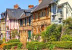 plus beaux villages de Normandie