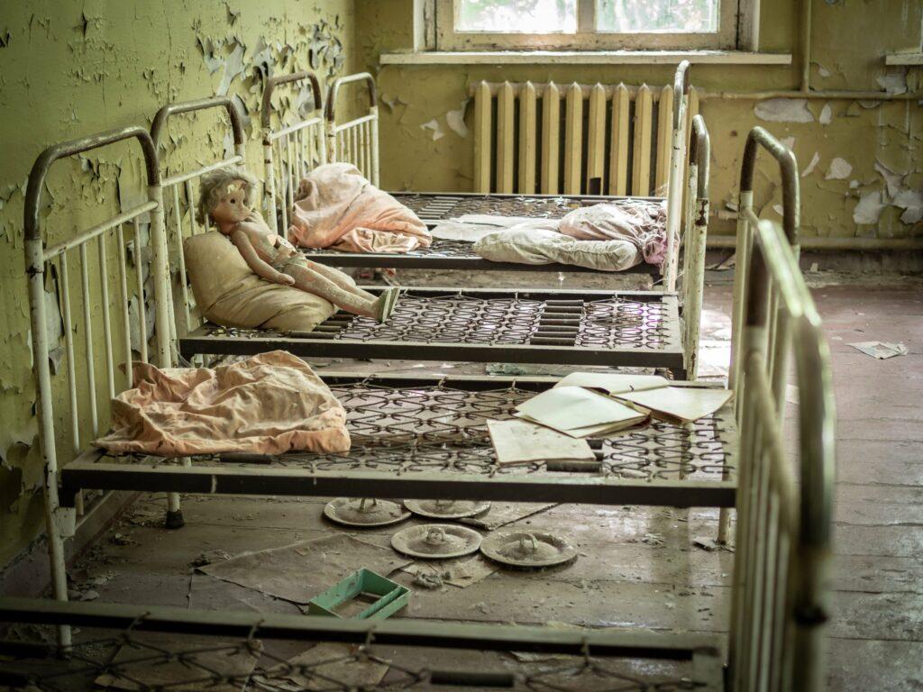 Prypiat Chernobyl