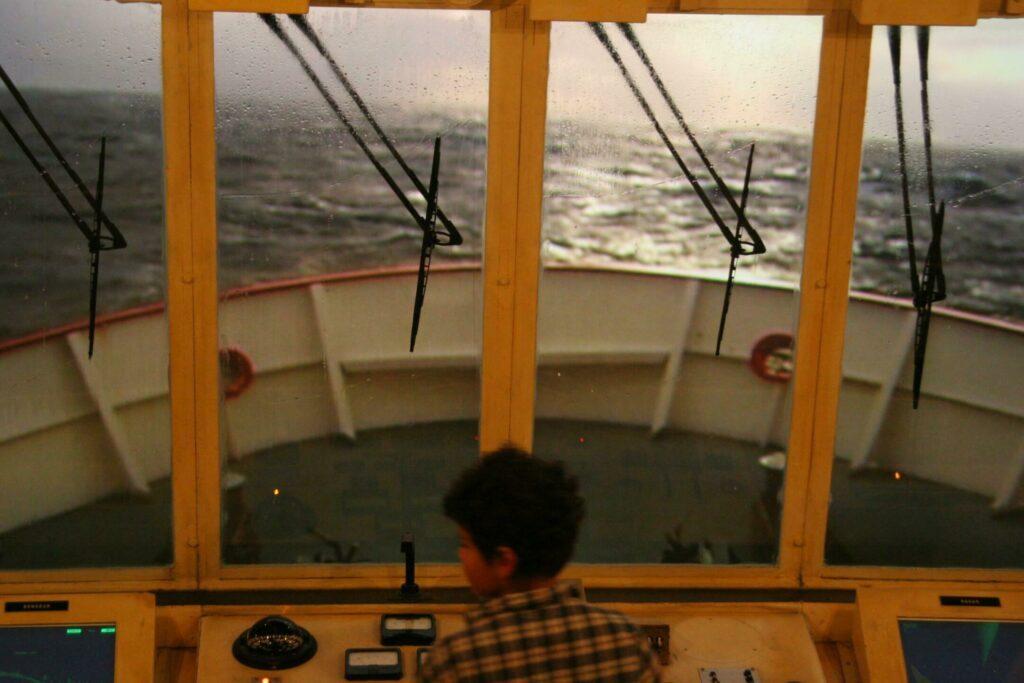 simulateur de tempête aquarium de Montpellier