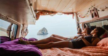 meilleurs spots pour dormir en van
