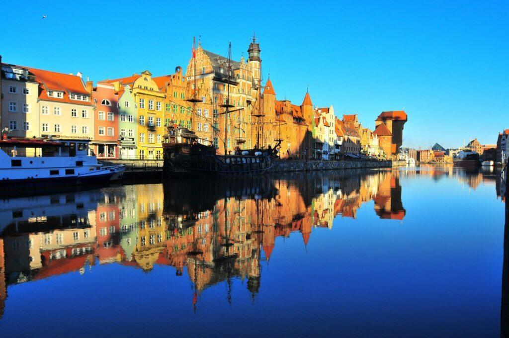 Weltawa Gdansk