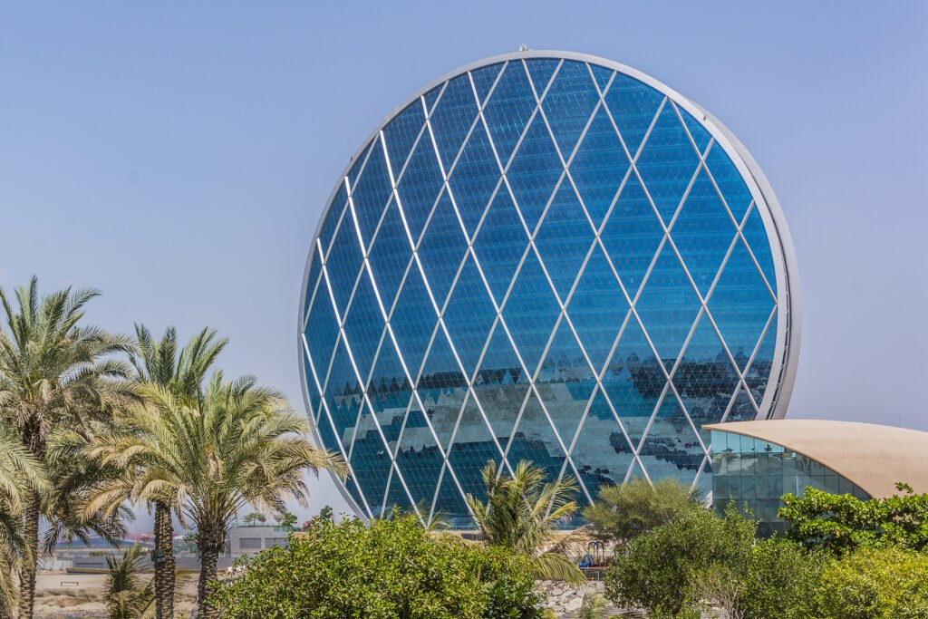 Aldar Headquarters building