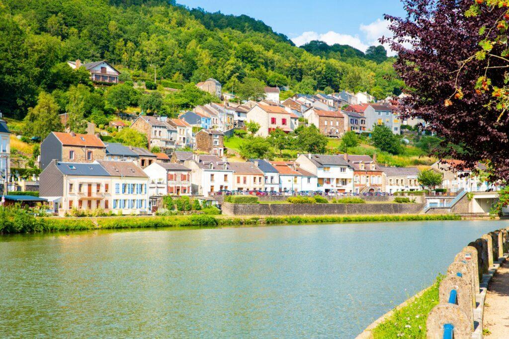 Ardennes nature en France