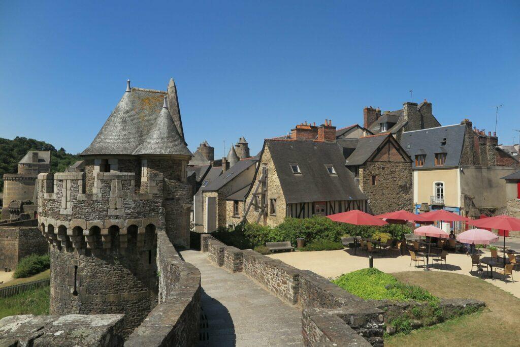 Bretagne nature en France