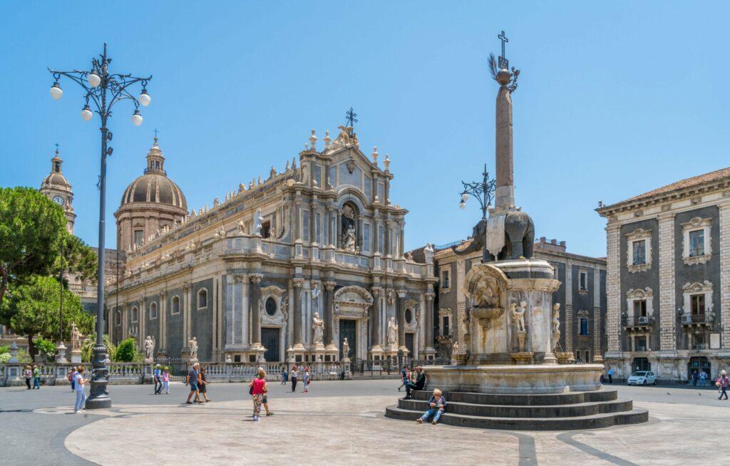 Catane en Sicile