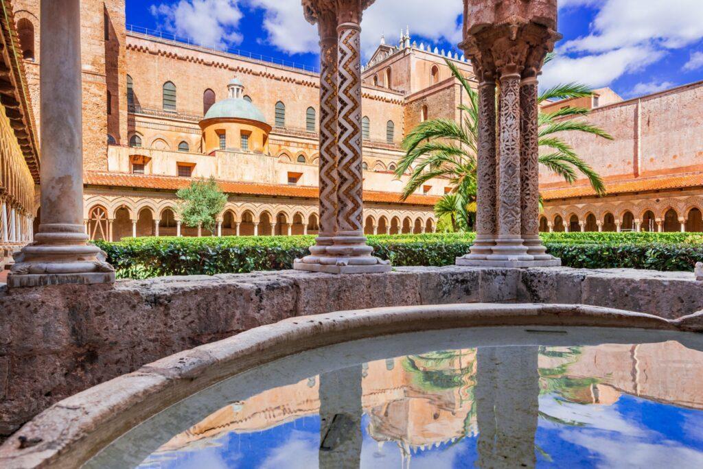cathédrale Monreale Sicile