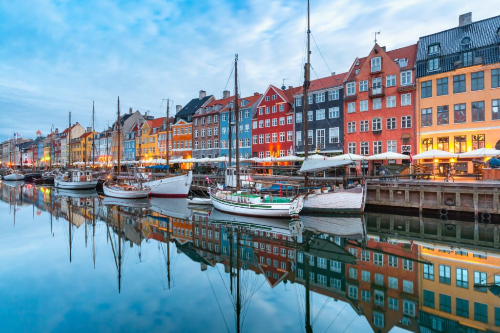 Copenhague au Danemark