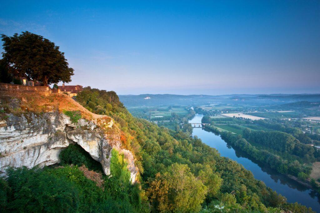 Domme en Dordogne