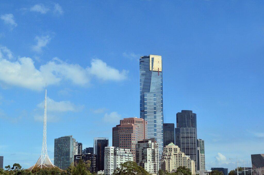 Eureka Tower en Australie