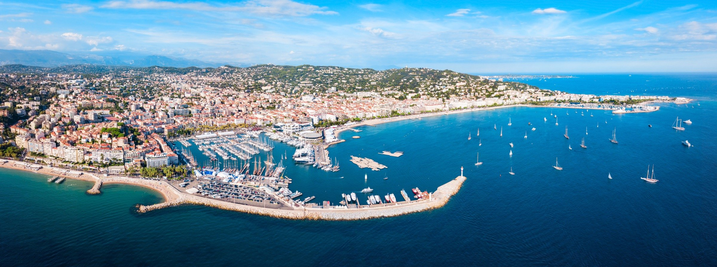 Tourisme à Cannes : louez un yacht de luxe