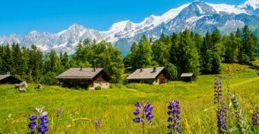la nature en Savoie