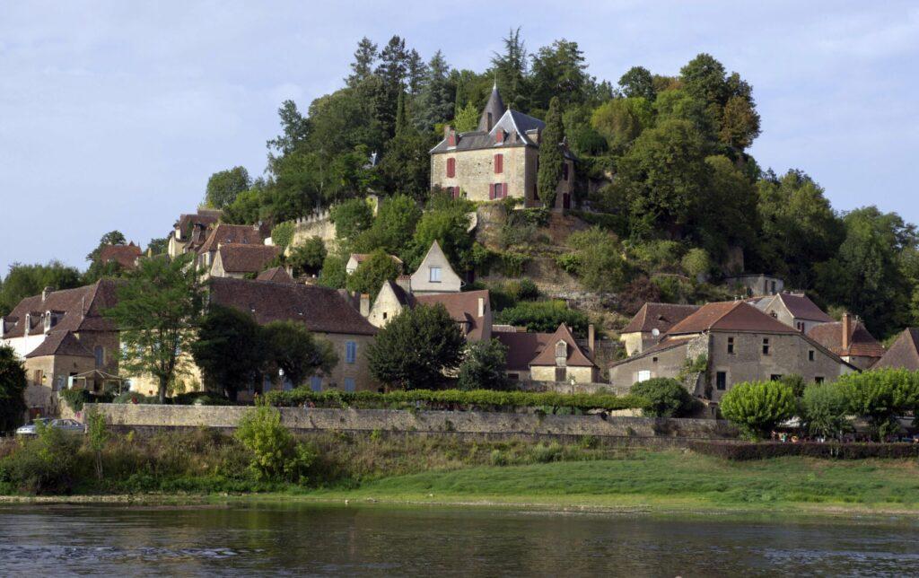 Limeuil village de Dordogne