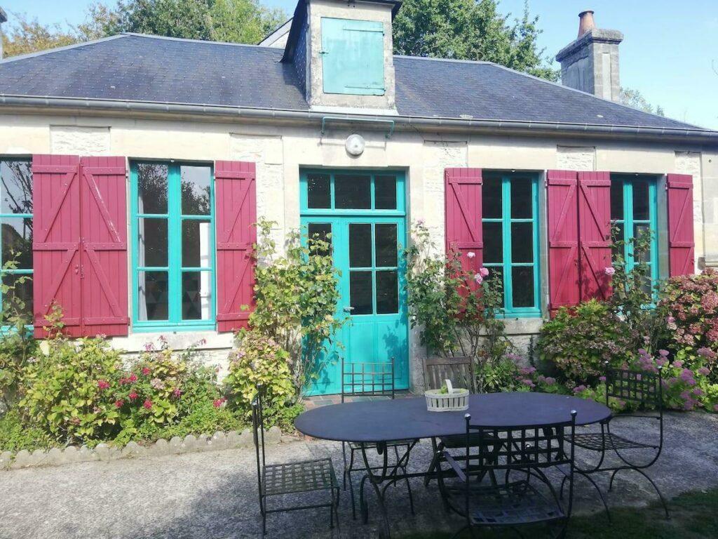 maison Airbnb en Normandie