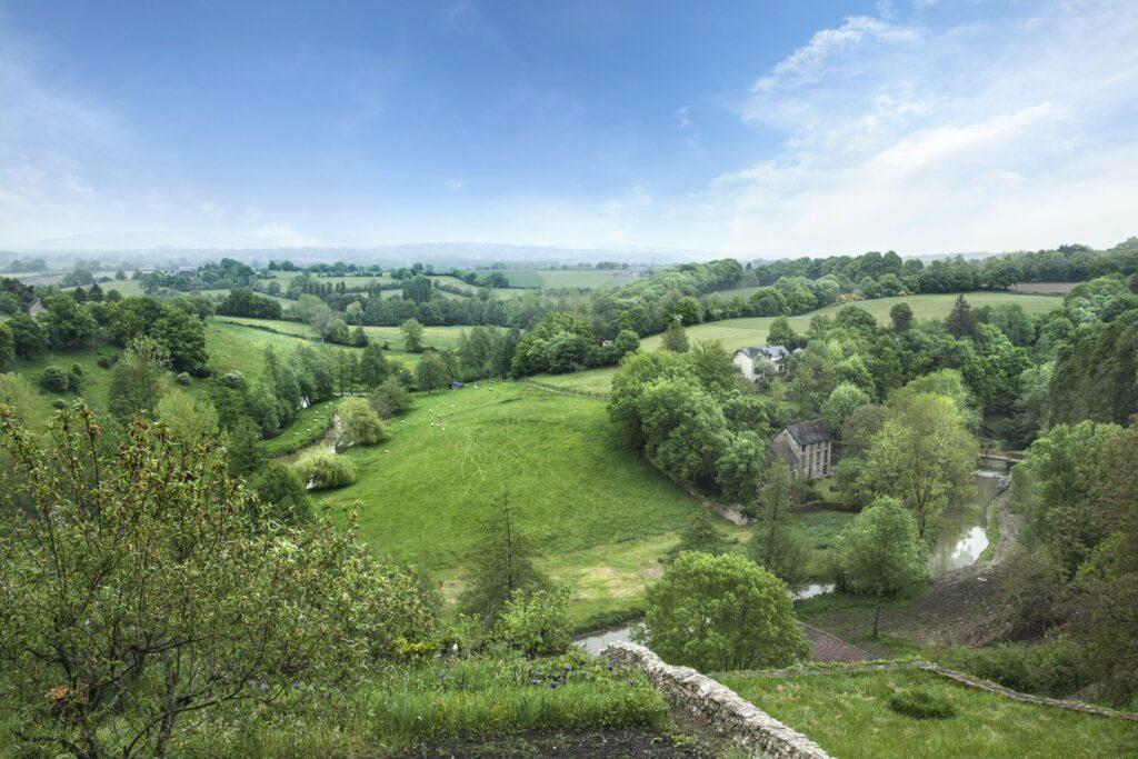 Mayenne pour des vacances proche de la nature en France
