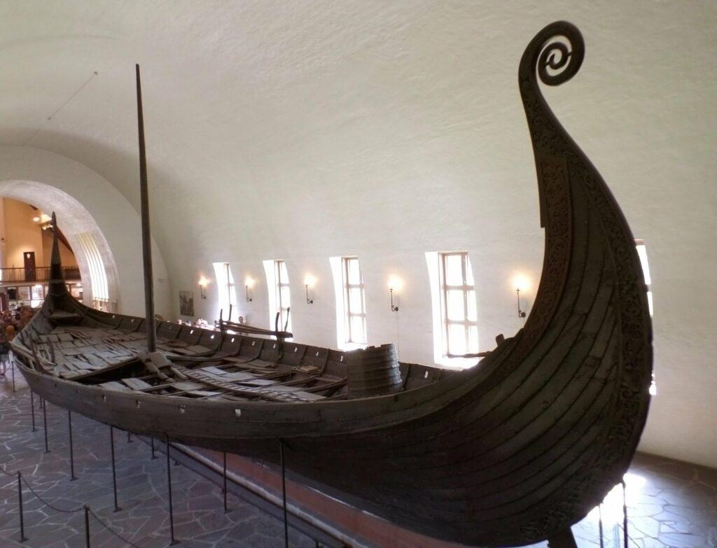 musée viking Oslo