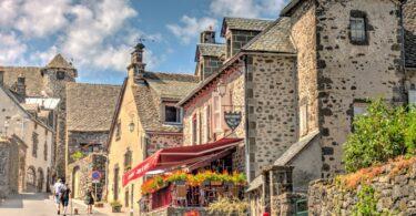 plus beaux villages d'Auvergne