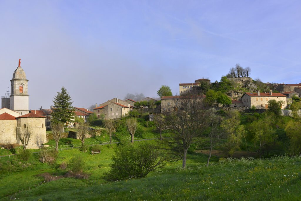 Pradelles en Auvergne