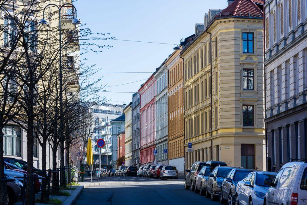 quartier Grünerløkka