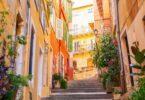 quartier de Nice