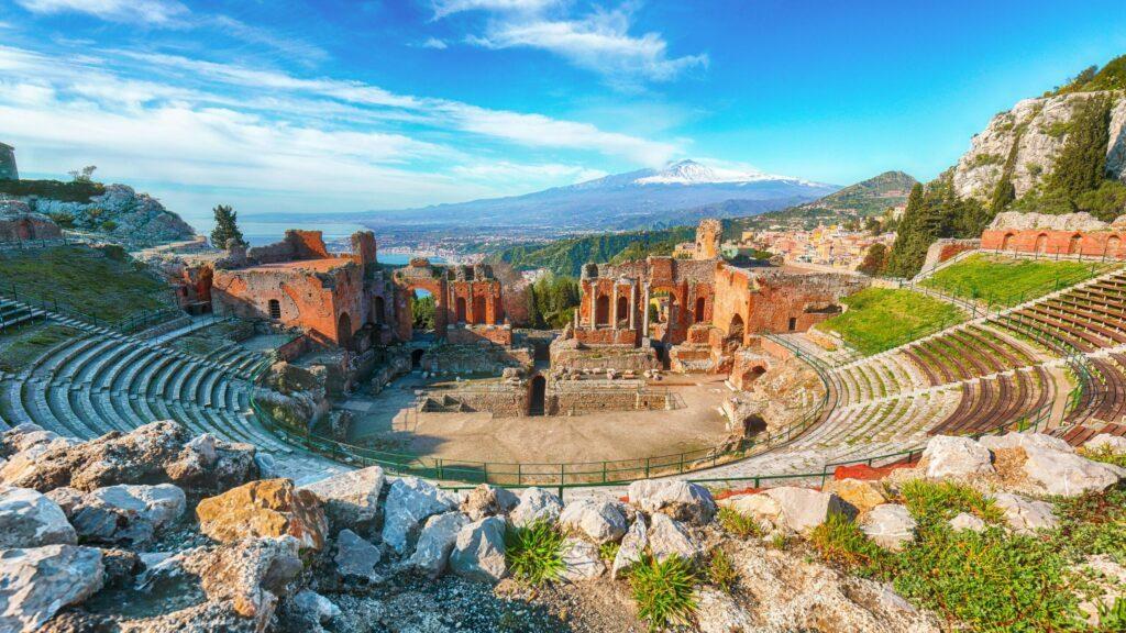 Taormina à faire en Sicile