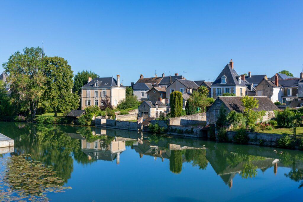 village Sarthe