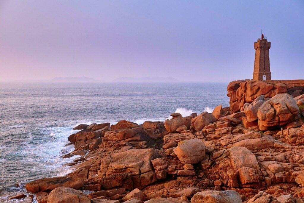 La Bretagne et la côte de Granit Rose