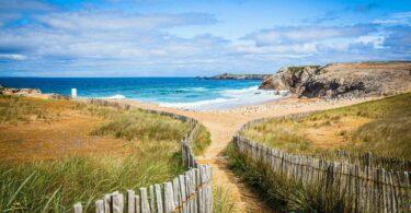 La Bretagne et la côté sauvage