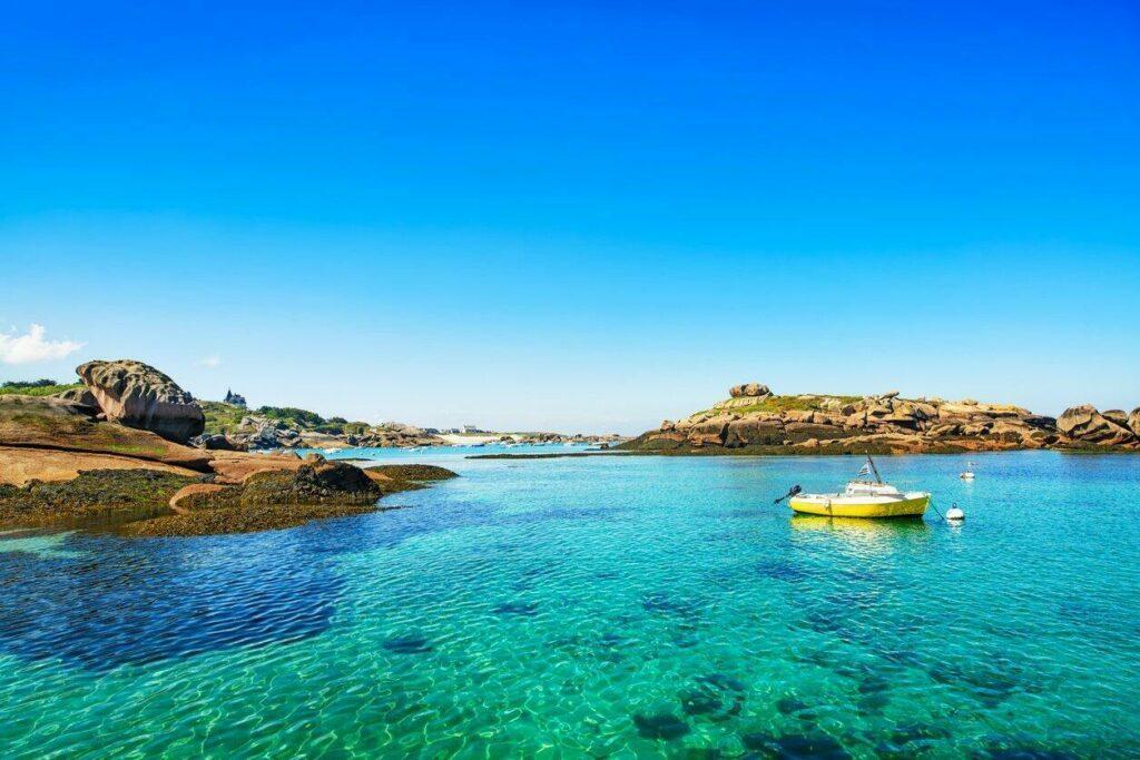 Profitez de la mer en Bretagne
