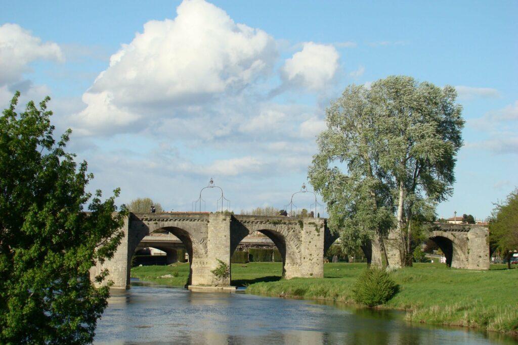 Carcassonne Pont-Vieux