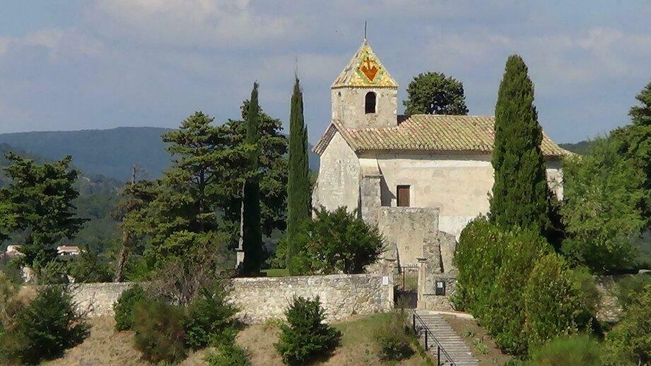 Chapelle Saint-Michel à La Laupie