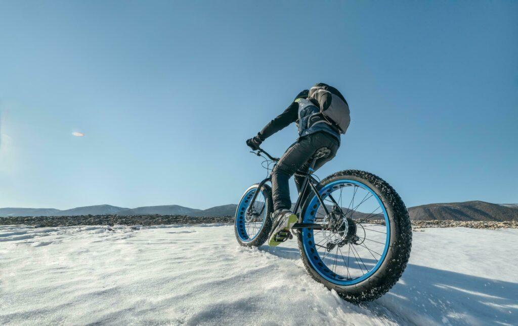 fatbike en hiver
