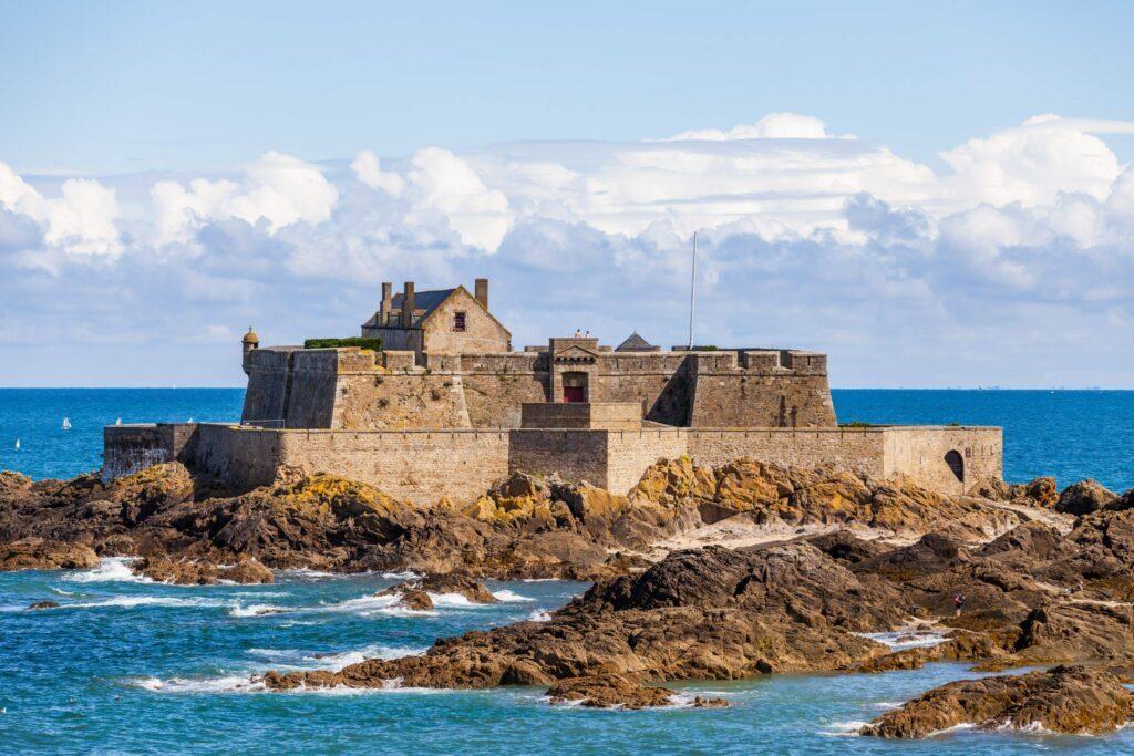 Fort National Saint-Malo