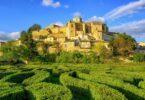 Grignan dans la Drôme