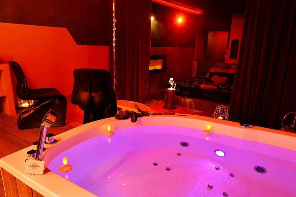hôtel spa à Lyon