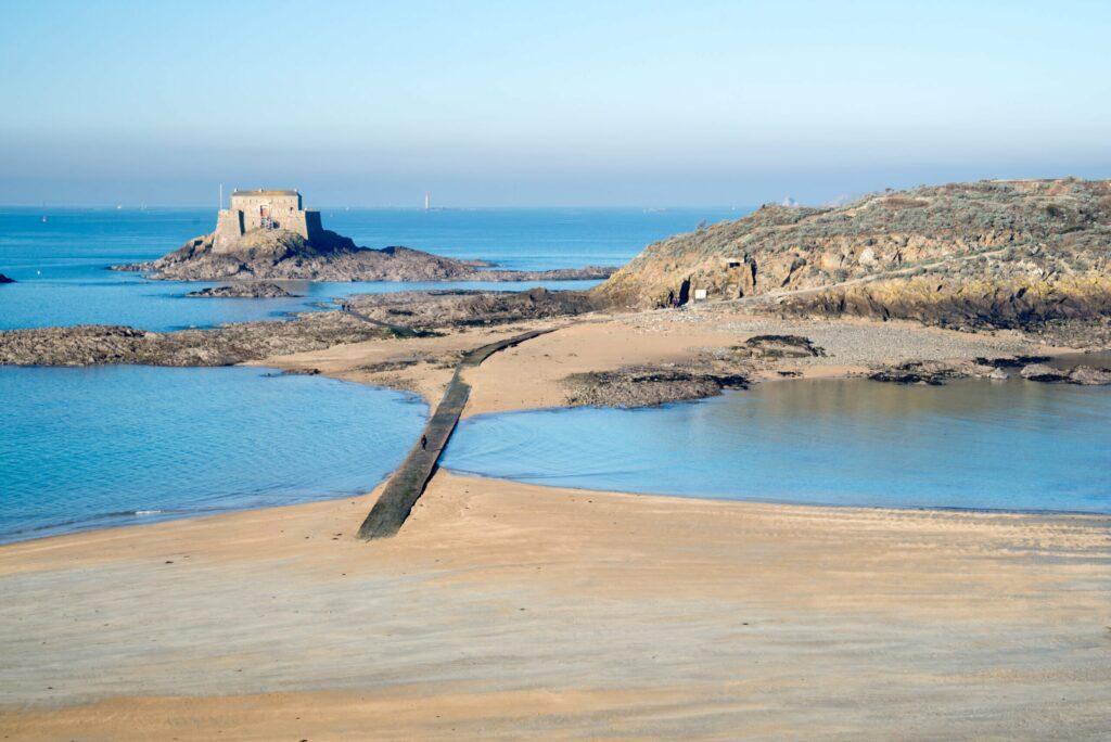 îles des Bés Saint-Malo