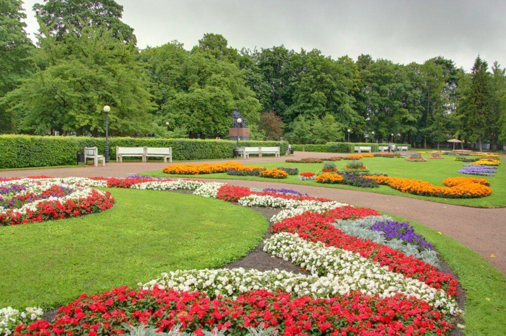 jardin botanique tallinn