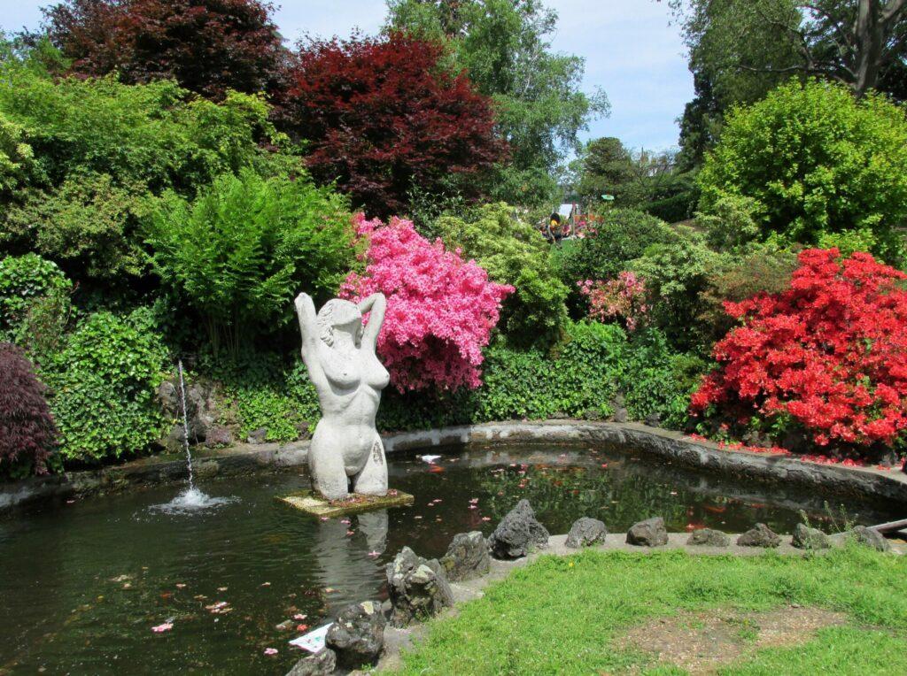 Jardin Lecoq à Clermont-Ferrand