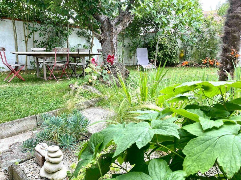 Maison avec jardin Airbnb La Rochelle