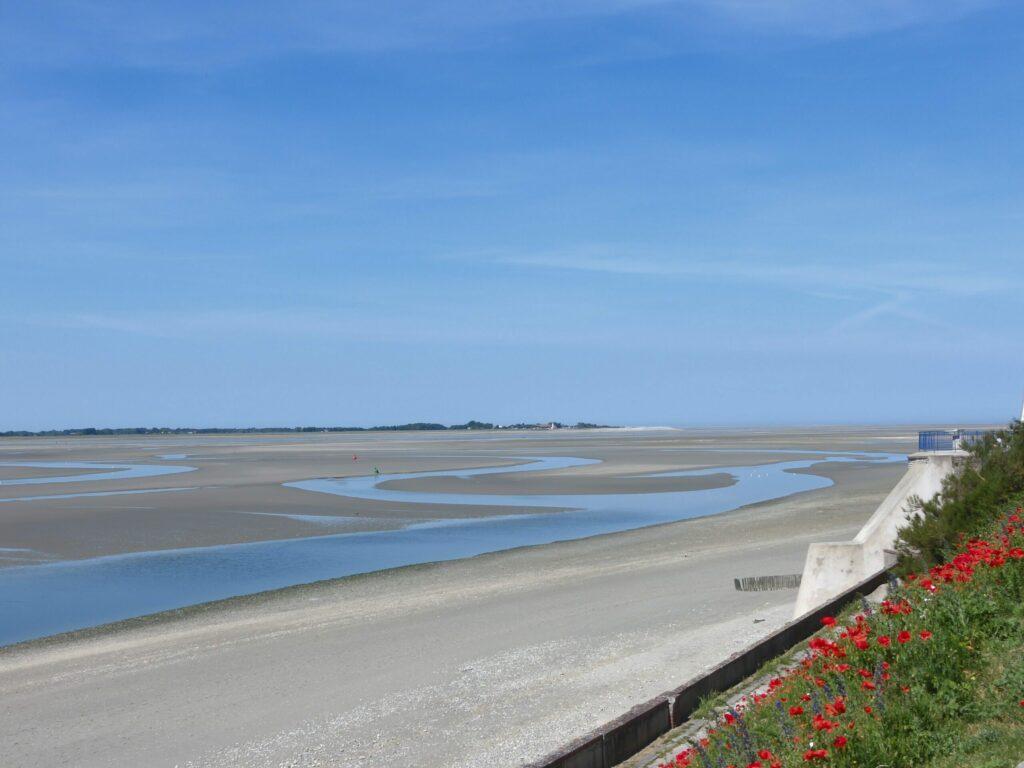 plage Le Crotoy Baie de Somme