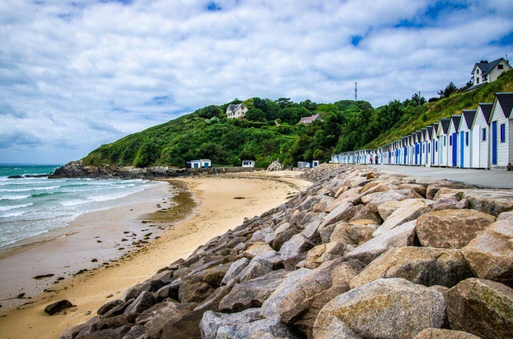 plage de la Potinière