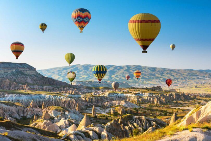 que voir en Cappadoce