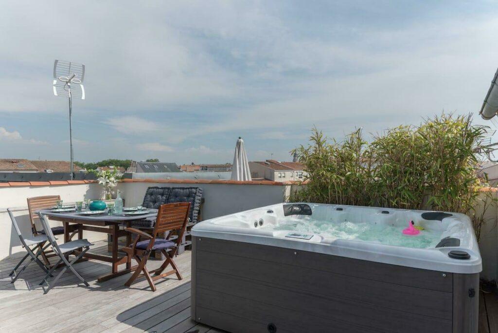rooftop à La Rochelle